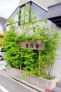 花乃舎 竹群2